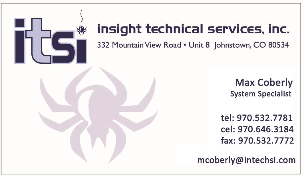 - System Specialist