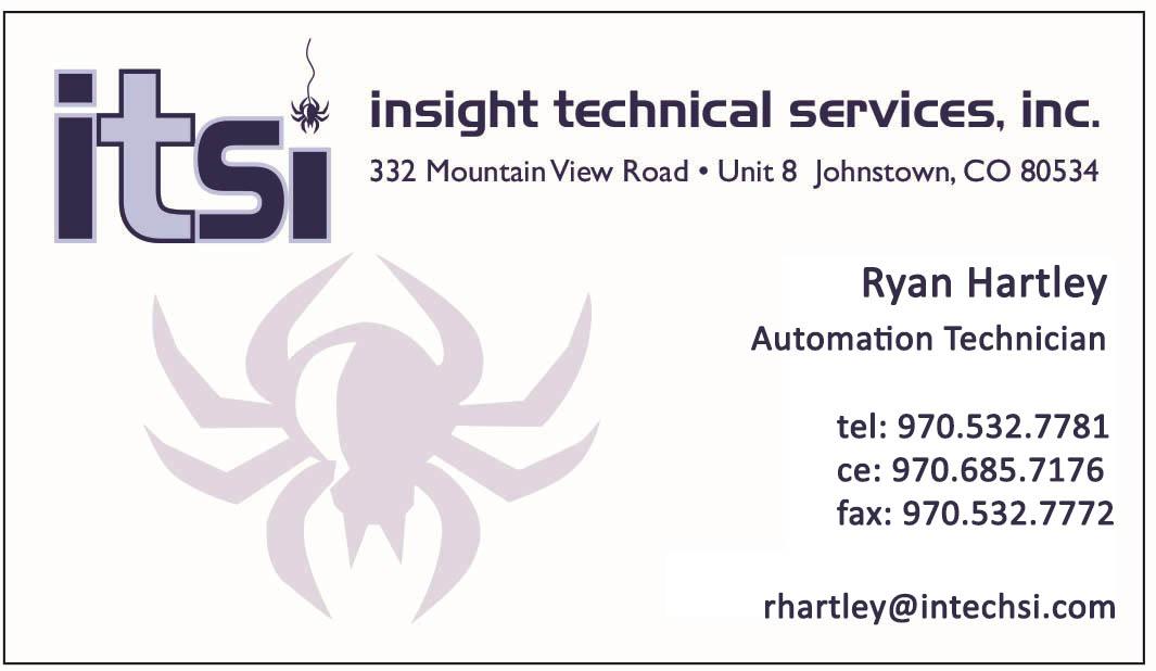 - Automation Technician